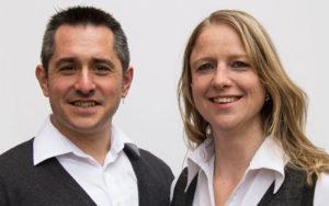 Florian und Josefine Aeschlimann